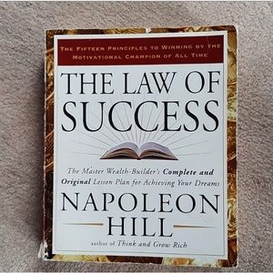 The Law of Success by Napoleon Hill 🔥
